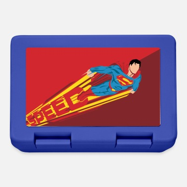 Superman S-Shield Speed - Broodtrommel