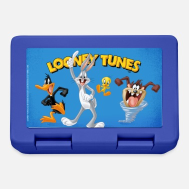 Looney Tunes Bugs Bunny with friends - Broodtrommel