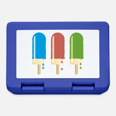 Popsicles delicious ice cream summer heat milk ice cream - Lunchbox