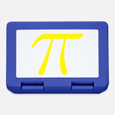 Pi The transcendent number PI. - Lunchbox
