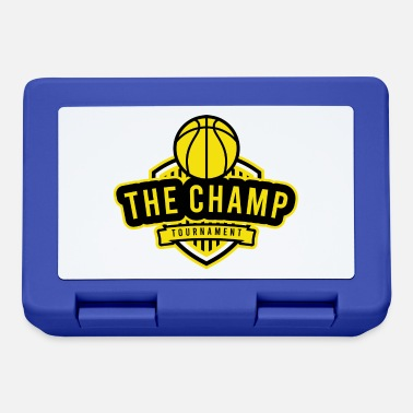 Champ The Champ Tournament - Lunchbox