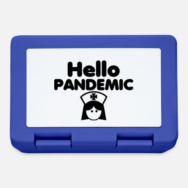 Pandemic hello pandemic - Lunchbox