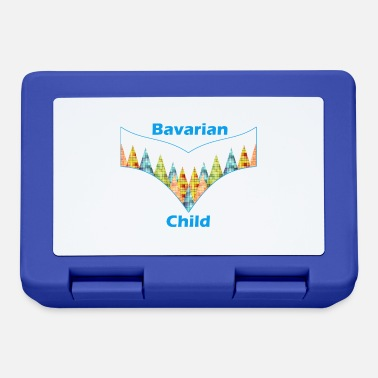 Bavarese Bambino bavarese - Lunch box