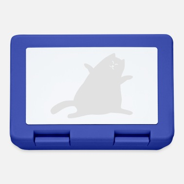 Purr cat purrs - Lunchbox