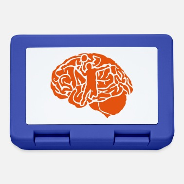 Cervello Badminton cervello cerebro cervello cervello - Lunch box