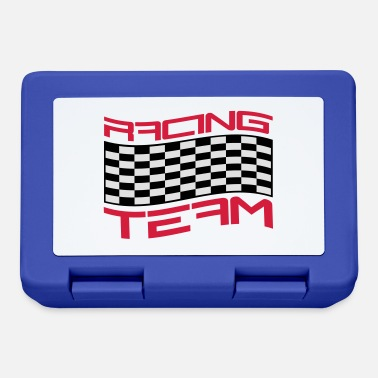 Racing Racing Team - Lunch box