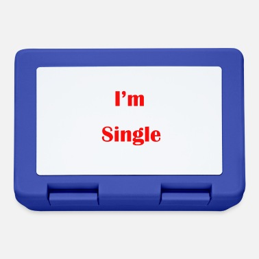 Single sono single - Lunch box