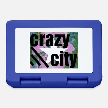 Crazy City - Graffiti - Hip Hop - Shirt - Madkasse