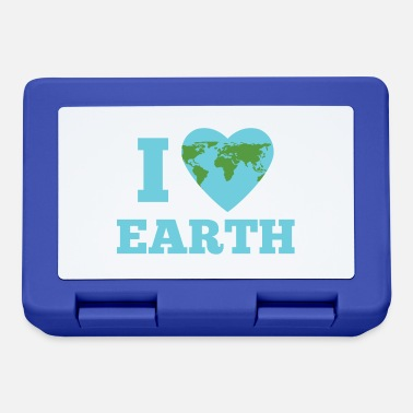 Ecofriendly Earth Day / Earth Day: I Love Earth - Lunchbox