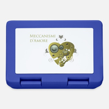 Meccanismo meccanismi_damore - Lunch box