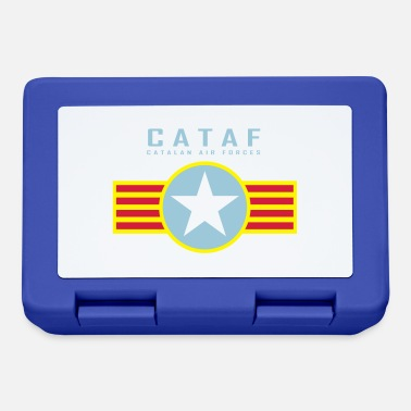 Catalan Catalan Air Forces - Lunchbox