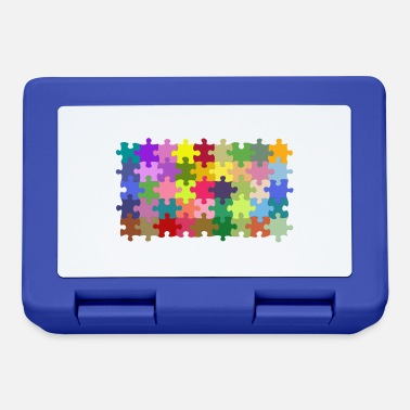 Puzzle puzzle - Lunch box