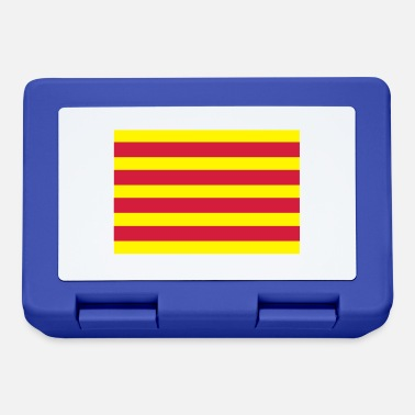 Catalonia Flag of Catalonia - Lunchbox