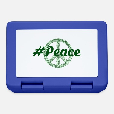 Fieden #Peace - Brotdose