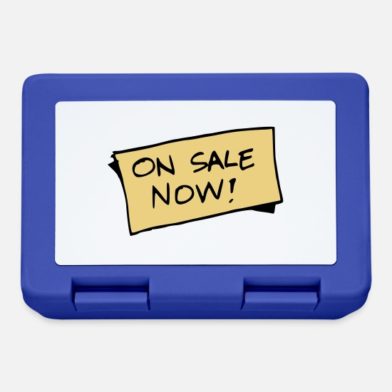 Gift Idea Lunchboxes - sale - Lunchbox royal blue