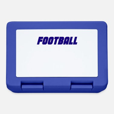 Rugby American football rugby - Lunchbox