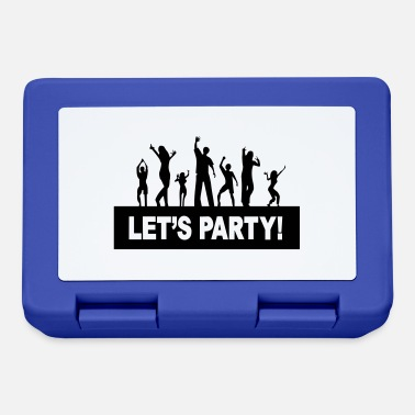 Lets Have A Party Lets party - Lunchbox