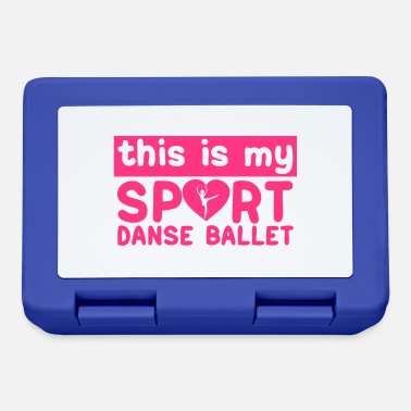 Dance Sport this is my dance sports ballet3 - Lunchbox