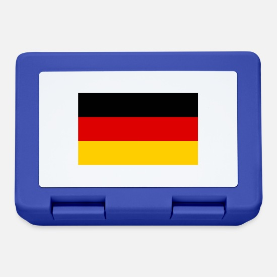 Germania Lunch boxes - deutschland - Lunch box blu royal