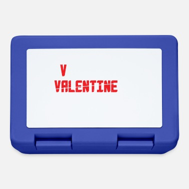 Valentines Day V is for Valentine videogamers - Lunchbox