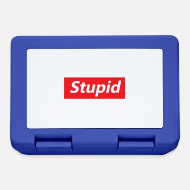 Stupid Stupid - Lunchbox
