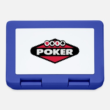 Poker pokers - Lunchbox