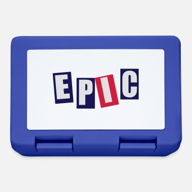 Epic epic - Lunchbox