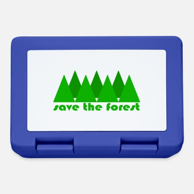 Etica Save the forest - Lunch box