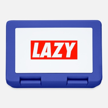 Lazy Lazy - Lunchbox
