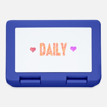 Daily Daily - Lunchbox