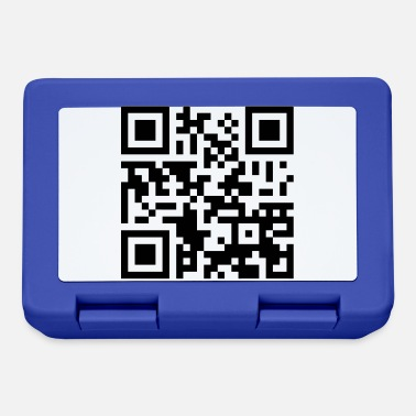 Offensiva Offensive QR Code - Lunch box
