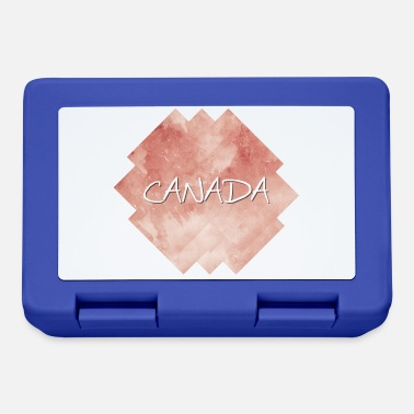 Canada Canada - Canada - Lunch box