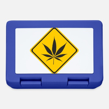 Cannabis Shield - Cannabis - Broodtrommel