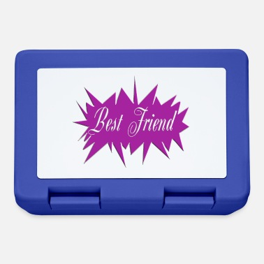Friend Best Friend Friend Friend Friend BFF - Lunchbox