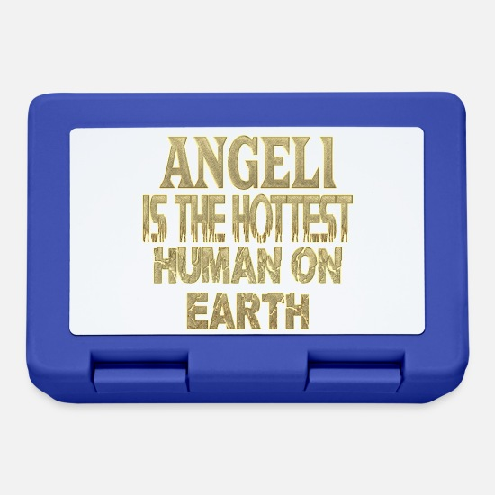 Angelo Lunch boxes - Angeli - Lunch box blu royal