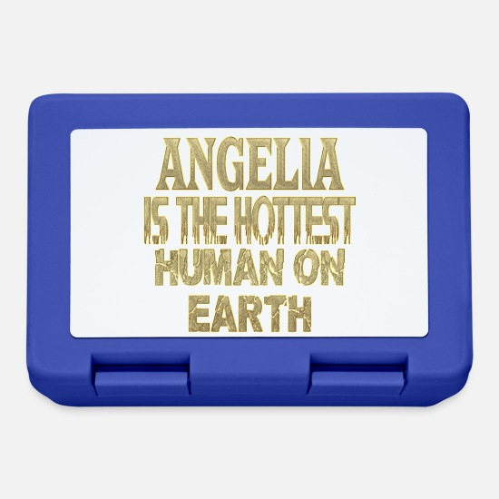 Regalo Angelia Lunch boxes - Angelia - Lunch box blu royal