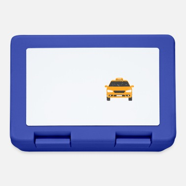 Drive Go By Car taxi driver evolution taxi driving car cab gift - Lunchbox