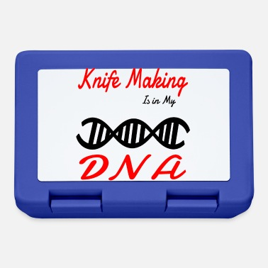 Knife Party In My DNA DNS Hobby Fun Knifemaking - Madkasse