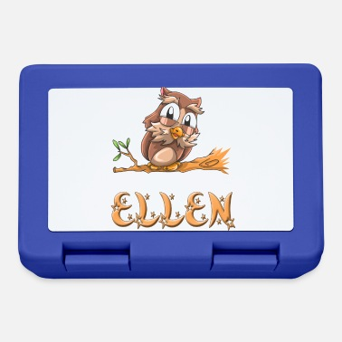 Ellen Owl Ellen - Lunch box