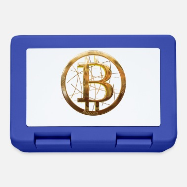 Currency Bitcoin currency - Lunchbox