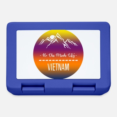 Ho Chi Minh Ho Chi Minh City in Vietnam - Lunch box