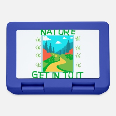 Nature NATURE - Get in to it - Lunchbox