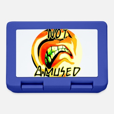 Amusing Not amused - Lunchbox