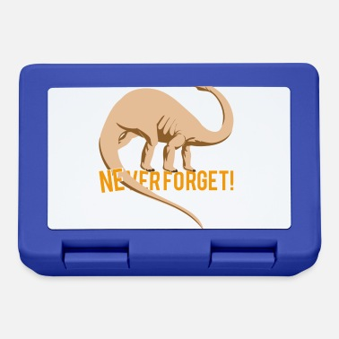 Never Forget NEVER FORGET - Lunchbox