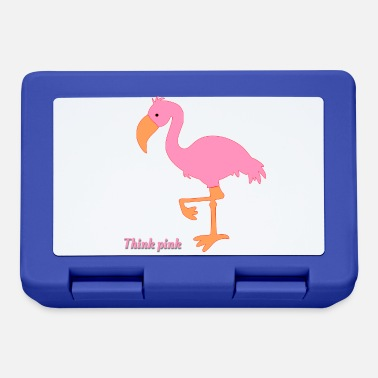 Think Pink think pink Flamingo - Brotdose
