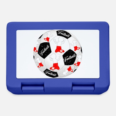 Football Poland Football Footballer Polska Football Footballer - Lunchbox
