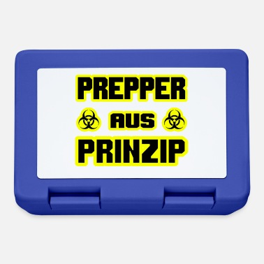 Prepper on principle gift - Lunchbox