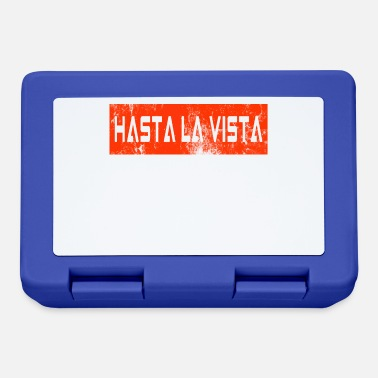 Hollywood Hasta la vista - Lunch box