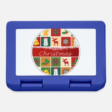 Merry Merry Christmas - Lunchbox