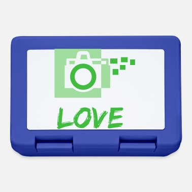 Take photo love - Lunchbox